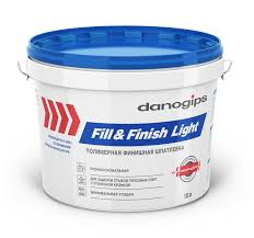 ШИТРОК Шпатлёвка Fill&Finihs Light 17л (18,5кг) (син.ведро) (33шт)